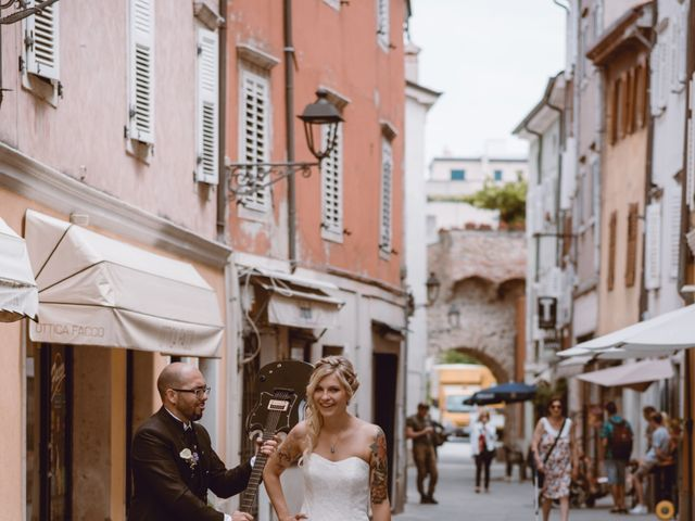 Il matrimonio di Andrea e Virginia a Trieste, Trieste 48