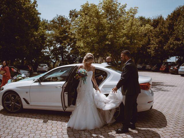 Il matrimonio di Andrea e Virginia a Trieste, Trieste 49