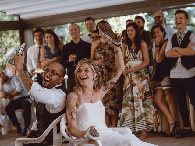 Il matrimonio di Andrea e Virginia a Trieste, Trieste 57