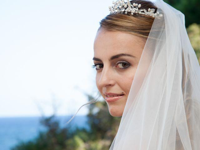 Il matrimonio di Diego e Yulia a Pula, Cagliari 5