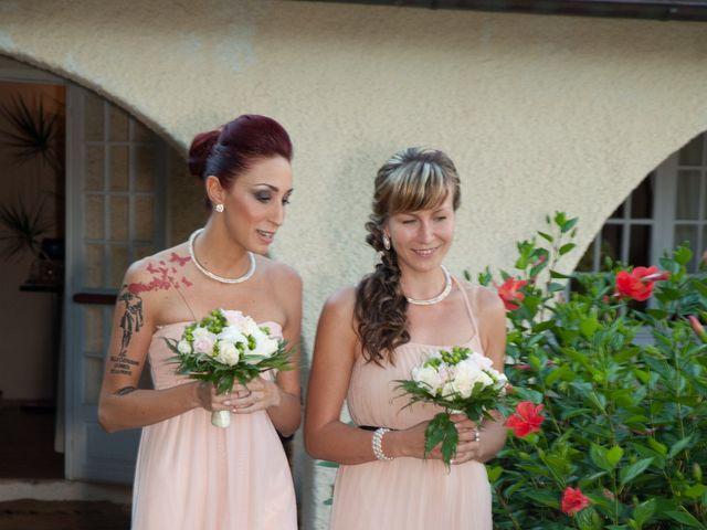 Il matrimonio di Diego e Yulia a Pula, Cagliari 7