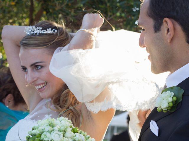 Il matrimonio di Diego e Yulia a Pula, Cagliari 11