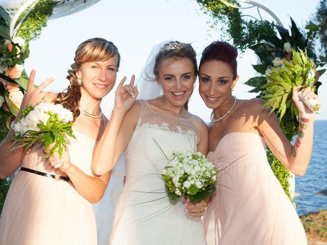Il matrimonio di Diego e Yulia a Pula, Cagliari 13