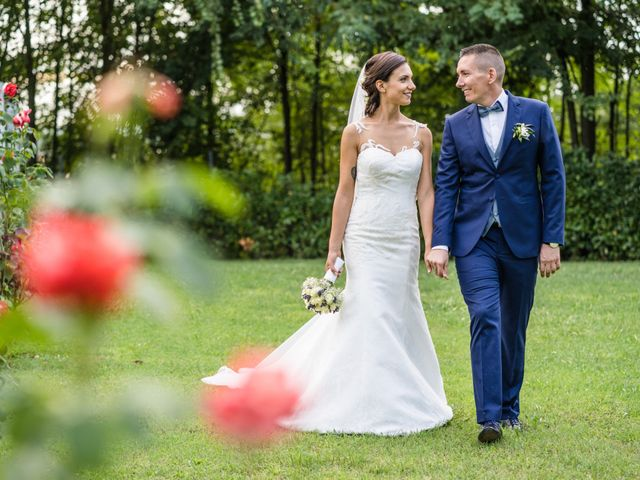 Le nozze di Giada e Ivan