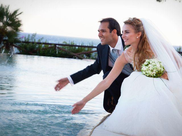 Le nozze di Yulia e Diego