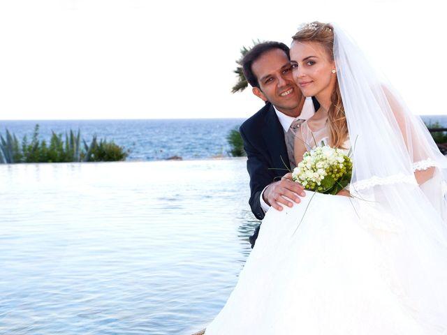 Il matrimonio di Diego e Yulia a Pula, Cagliari 21