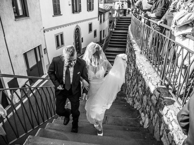 Il matrimonio di Alessandro e Valeria a Vigolo, Bergamo 8