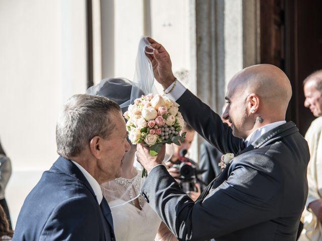 Il matrimonio di Alessandro e Valeria a Vigolo, Bergamo 9