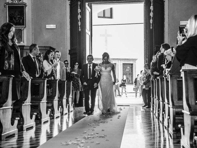 Il matrimonio di Alessandro e Valeria a Vigolo, Bergamo 10