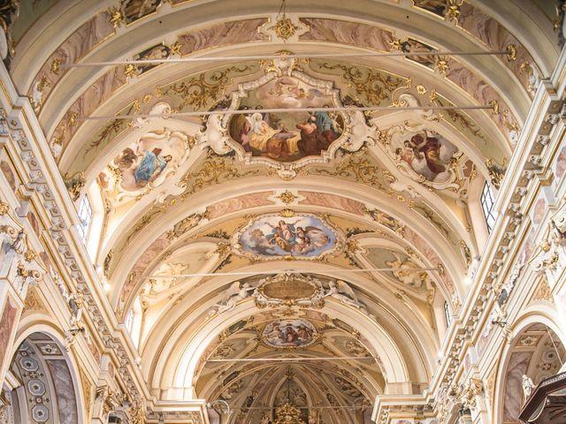 Il matrimonio di Alessandro e Valeria a Vigolo, Bergamo 11