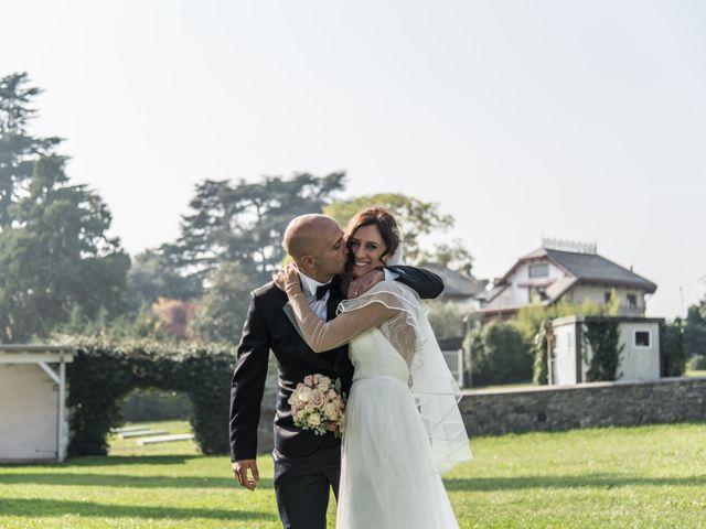 Il matrimonio di Alessandro e Valeria a Vigolo, Bergamo 16