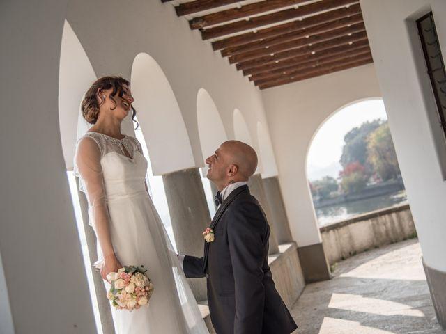 Il matrimonio di Alessandro e Valeria a Vigolo, Bergamo 17