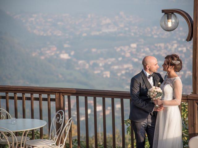 Il matrimonio di Alessandro e Valeria a Vigolo, Bergamo 23
