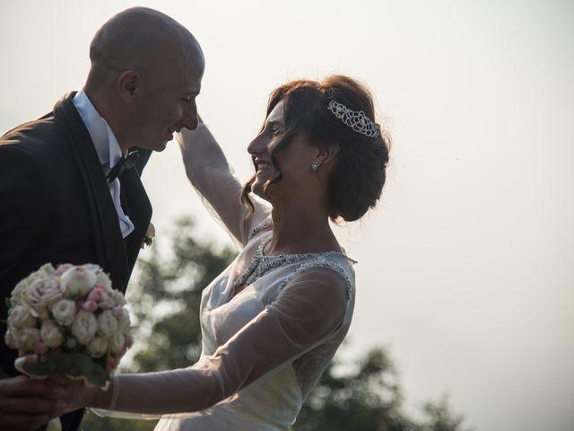 Il matrimonio di Alessandro e Valeria a Vigolo, Bergamo 24