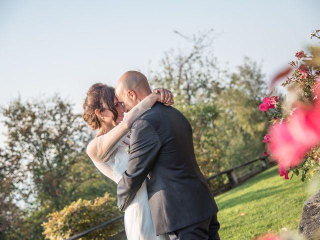Il matrimonio di Alessandro e Valeria a Vigolo, Bergamo 2