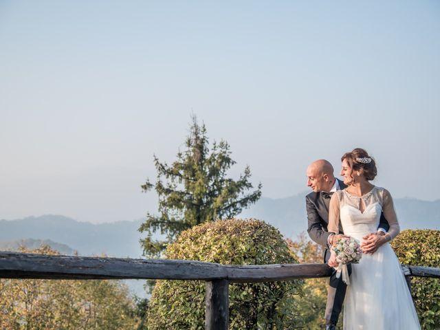 Il matrimonio di Alessandro e Valeria a Vigolo, Bergamo 25