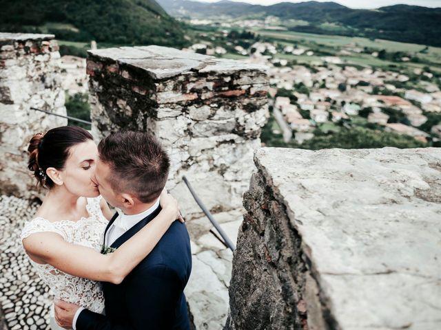 le nozze di Chiara e Loris