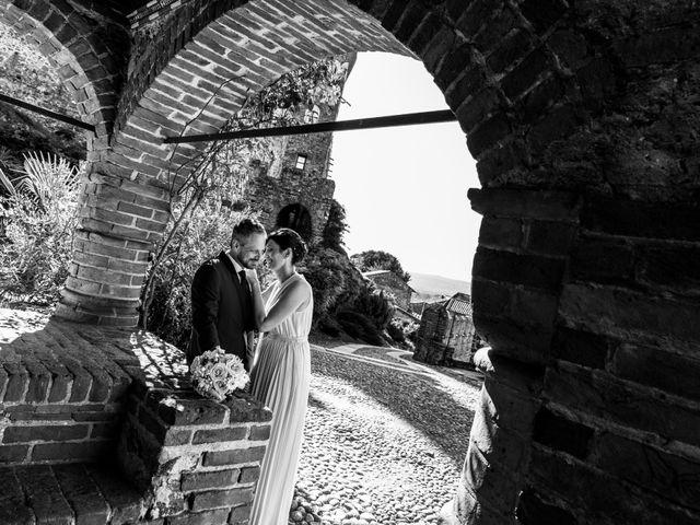 Il matrimonio di Walter e Roberta a Pavone Canavese, Torino 1