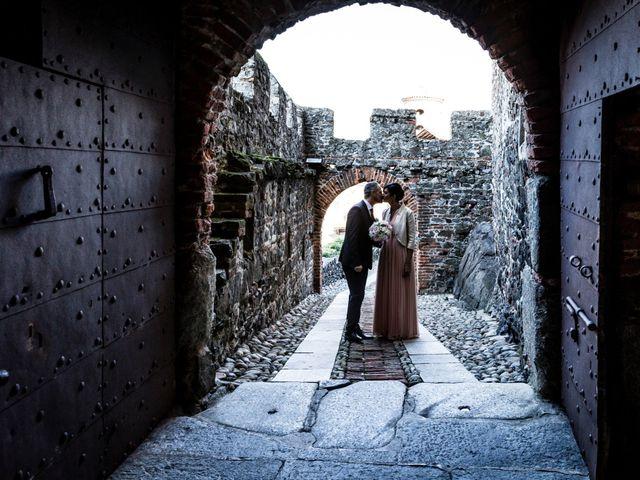 Il matrimonio di Walter e Roberta a Pavone Canavese, Torino 36
