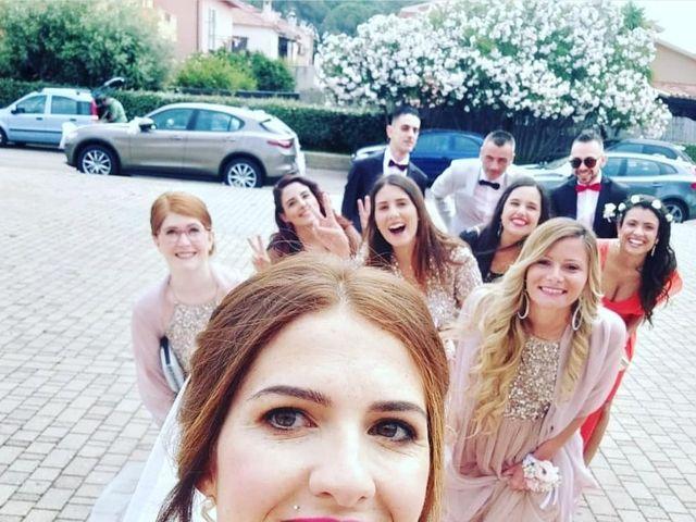 Il matrimonio di Sergio e Francesca  a Olbia, Sassari 2