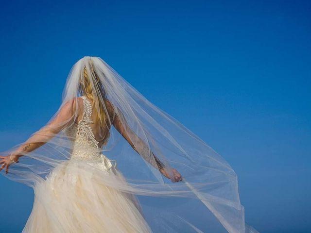 Il matrimonio di Sergio e Francesca  a Olbia, Sassari 1