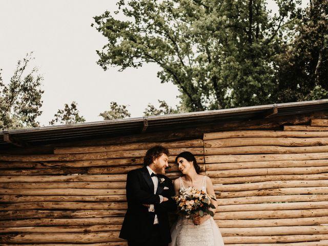 Le nozze di Kristiana e Francesco