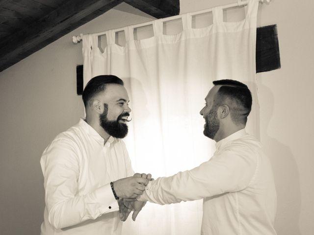 Il matrimonio di Lorenzo e Marco a Bracciano, Roma 5