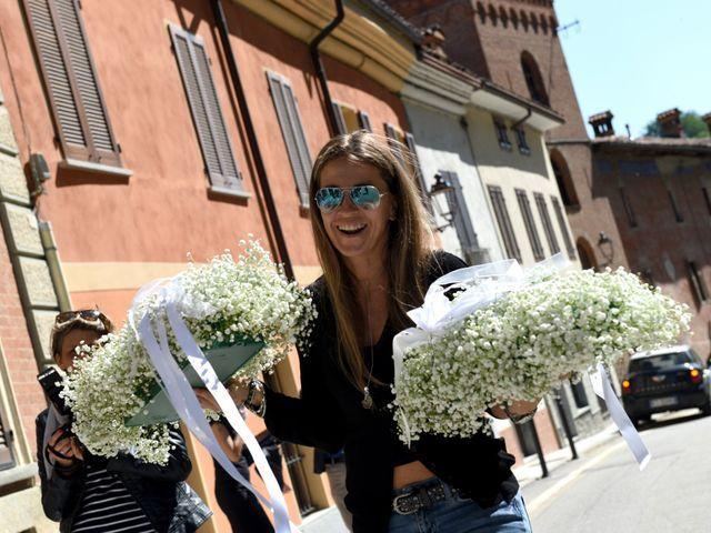 Il matrimonio di Fabio e Rosita a Castellinaldo, Cuneo 2
