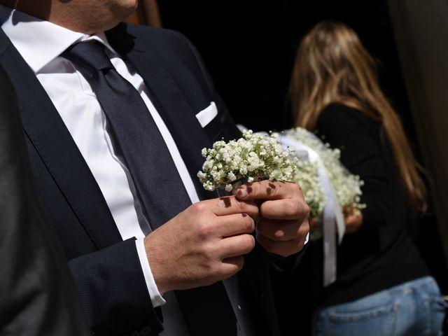 Il matrimonio di Fabio e Rosita a Castellinaldo, Cuneo 3
