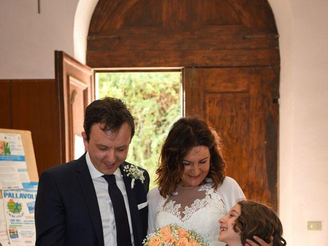 Il matrimonio di Fabio e Rosita a Castellinaldo, Cuneo 9