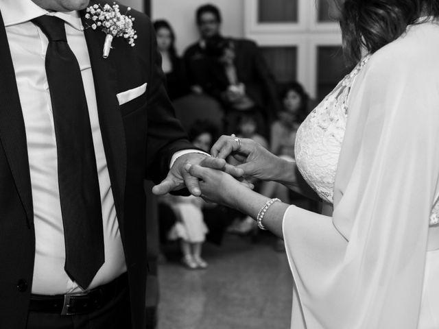 Le nozze di Rosita e Fabio