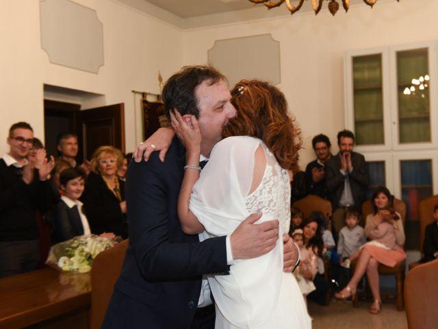Il matrimonio di Fabio e Rosita a Castellinaldo, Cuneo 10