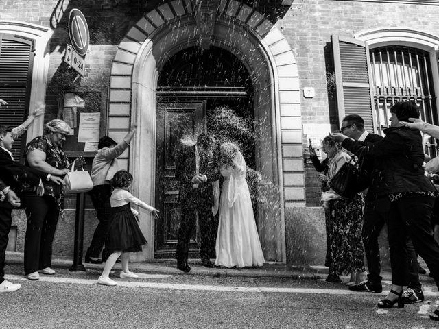 Il matrimonio di Fabio e Rosita a Castellinaldo, Cuneo 15