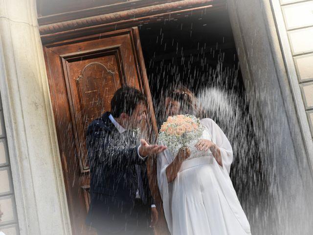 Il matrimonio di Fabio e Rosita a Castellinaldo, Cuneo 16
