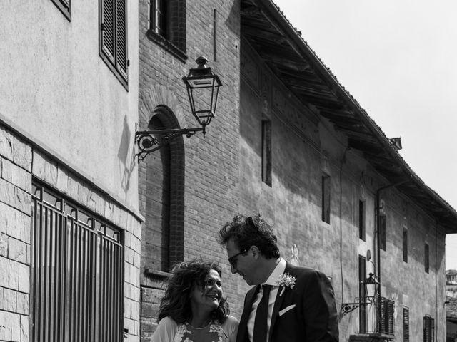 Il matrimonio di Fabio e Rosita a Castellinaldo, Cuneo 18