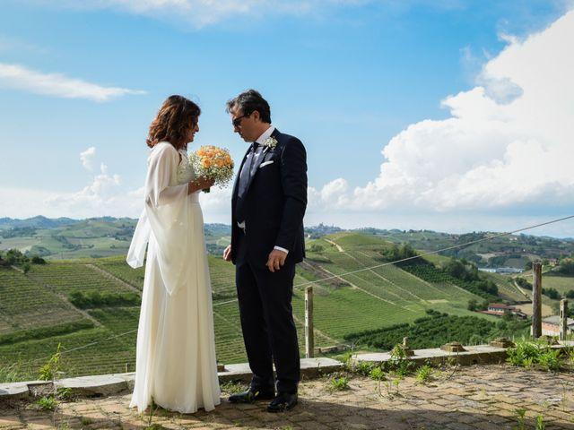 Il matrimonio di Fabio e Rosita a Castellinaldo, Cuneo 20