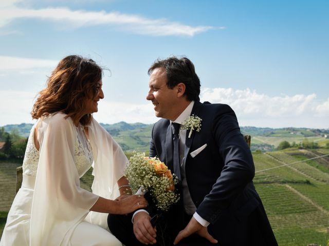 Il matrimonio di Fabio e Rosita a Castellinaldo, Cuneo 21