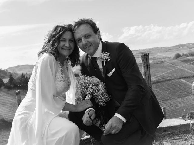 Il matrimonio di Fabio e Rosita a Castellinaldo, Cuneo 22