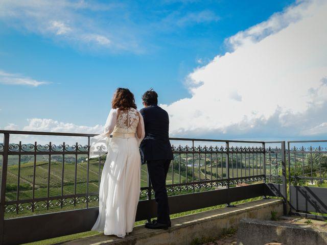 Il matrimonio di Fabio e Rosita a Castellinaldo, Cuneo 23