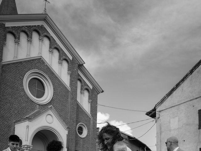 Il matrimonio di Fabio e Rosita a Castellinaldo, Cuneo 26