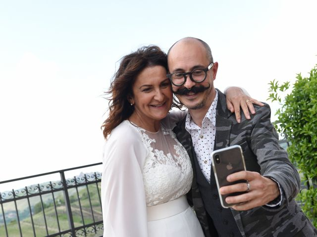 Il matrimonio di Fabio e Rosita a Castellinaldo, Cuneo 27