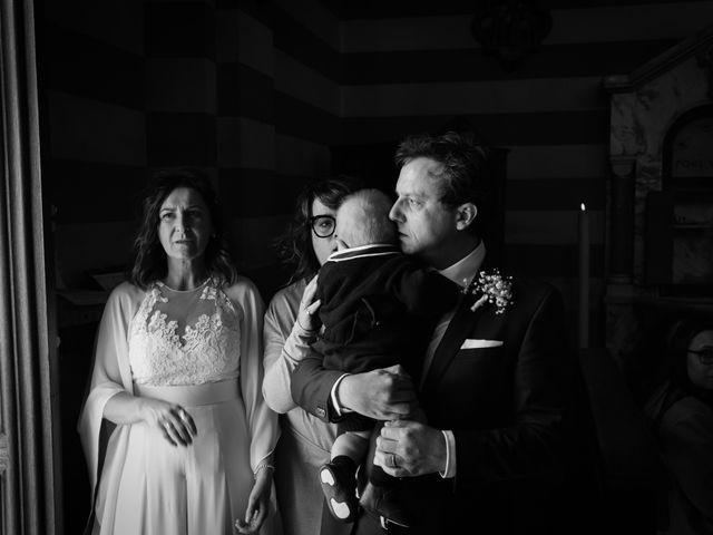 Il matrimonio di Fabio e Rosita a Castellinaldo, Cuneo 29