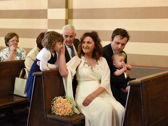 Il matrimonio di Fabio e Rosita a Castellinaldo, Cuneo 33