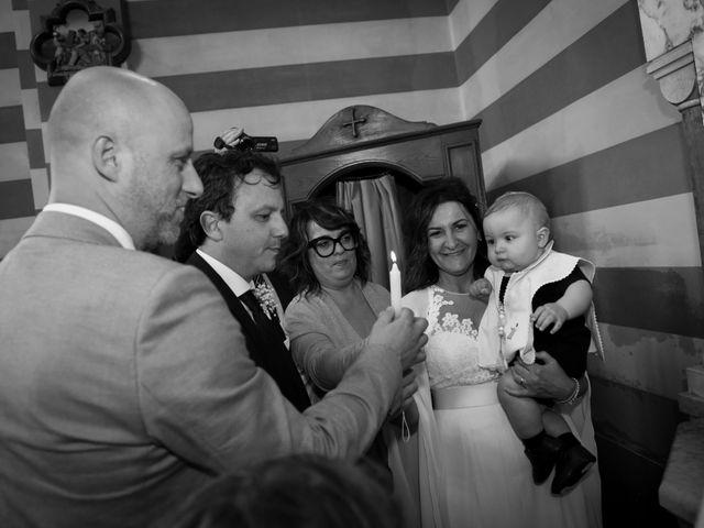 Il matrimonio di Fabio e Rosita a Castellinaldo, Cuneo 35