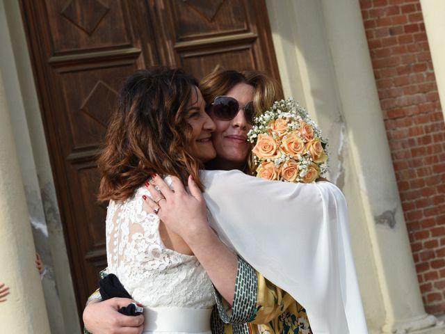 Il matrimonio di Fabio e Rosita a Castellinaldo, Cuneo 36