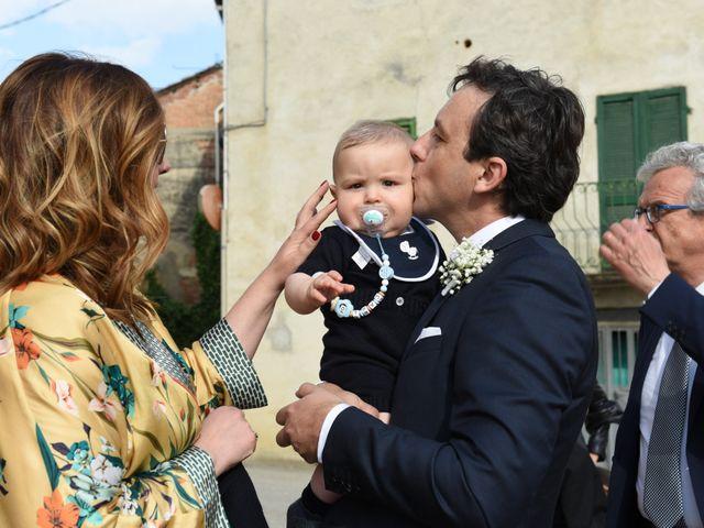 Il matrimonio di Fabio e Rosita a Castellinaldo, Cuneo 37