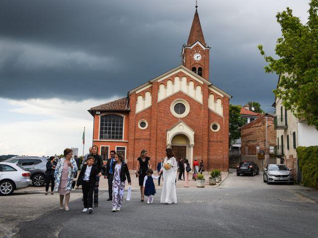 Il matrimonio di Fabio e Rosita a Castellinaldo, Cuneo 39