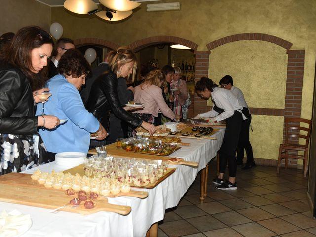 Il matrimonio di Fabio e Rosita a Castellinaldo, Cuneo 44
