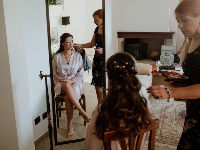 Il matrimonio di Fabio e Natalia a Copertino, Lecce 3