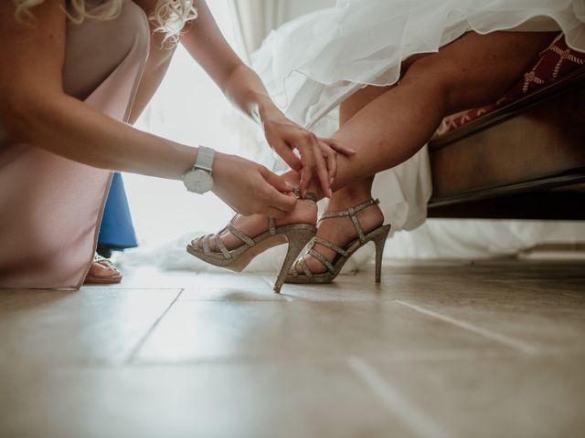 Il matrimonio di Fabio e Natalia a Copertino, Lecce 10
